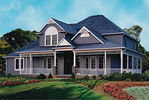 Charleston Beaded Vinyl Siding